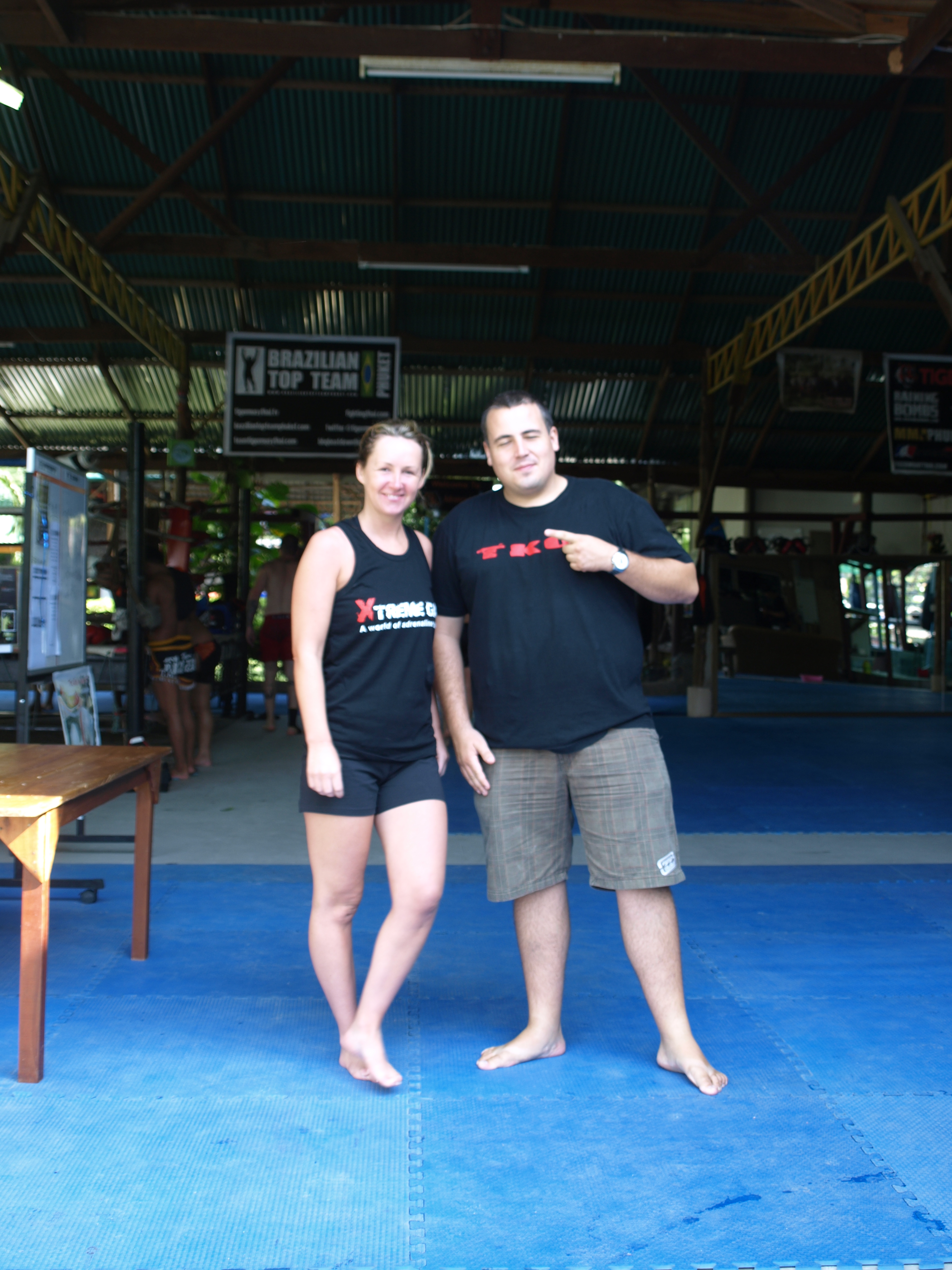 Fitness Boot Camp Thailand